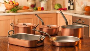Best Copper Cookware 2017 Reviews Academy